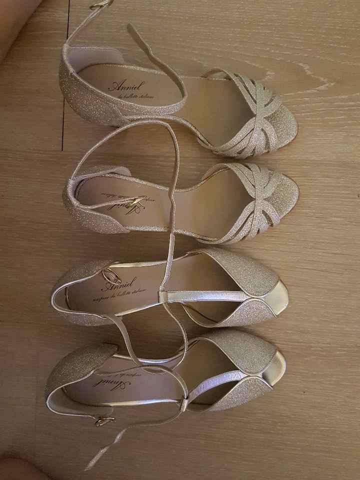 Montrez-nous vos chaussures 👠 - 1