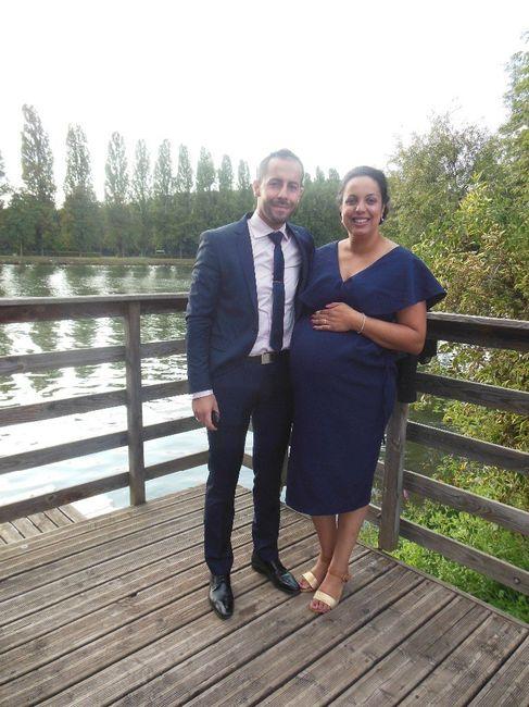 Asos: Ma tenue de témoin enceinte 8 mois 2