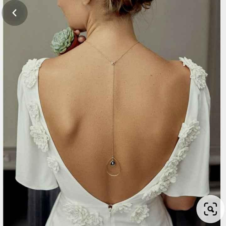 Inspiration bijou mariée - 1