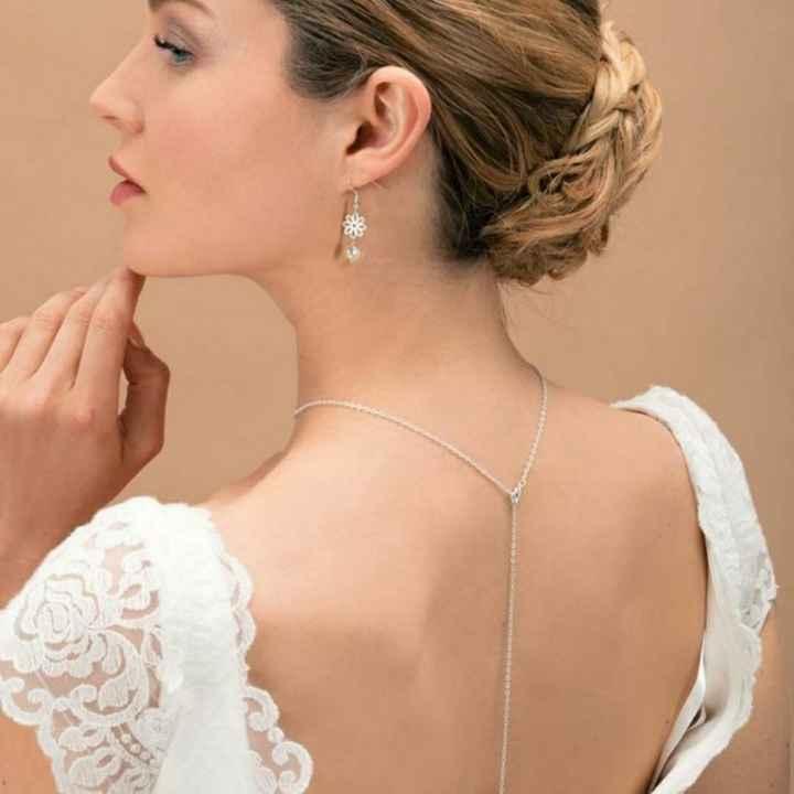 Inspiration bijou mariée - 2