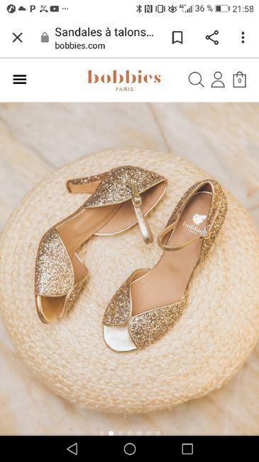 Mes sandales 😍 2