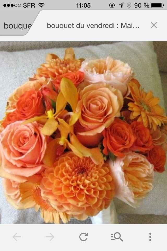 Bouquet du 30 octobre