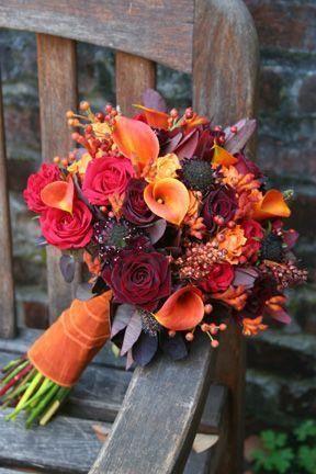Mariées de septembre/ octobre, comment sont vos bouquets - 1