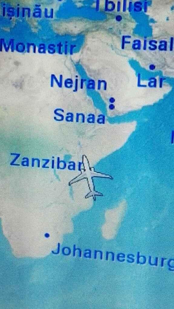 Zanzibar - voyage de noces - 1