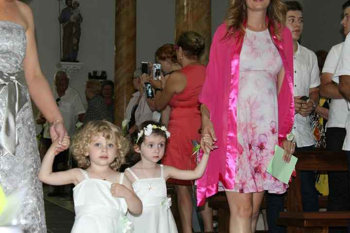 Robe petite fille - 1