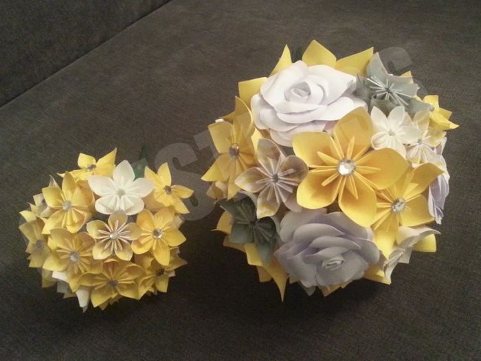 Bouquet Kusudama
