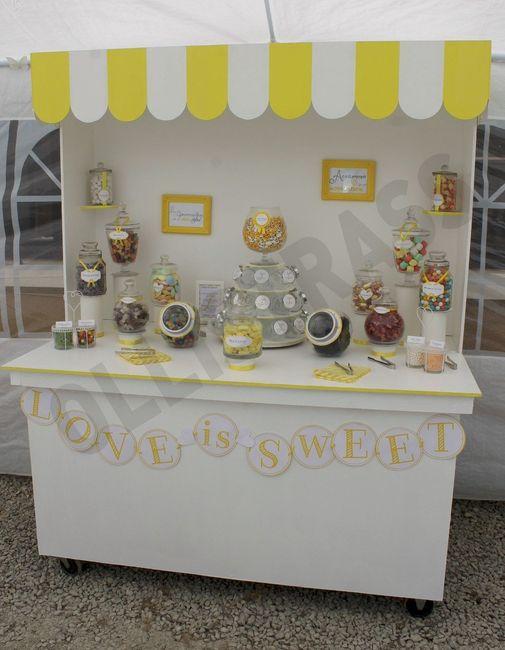 Candy Bar en vente