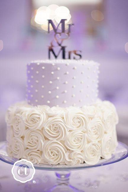 Votre Mariage En Couleur Les Wedding Cakes Banquets
