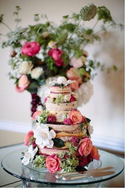 Les Plus Beaux Wedding Cake Style Champetre Banquets Forum
