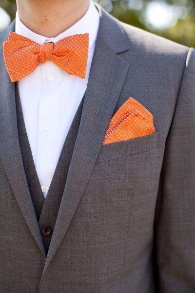 13 costume marié orange