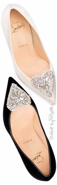 8 chaussures mariage Blanc et noir