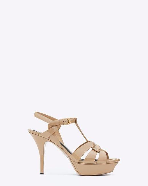 10 chaussures mariage Beige