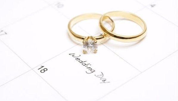 15 choses à faire 15 jours avant le mariage 1