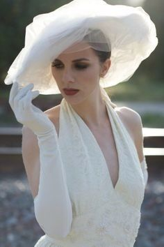 animation mariage grand chapeau