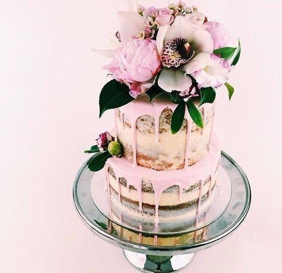 Naked cakes : ils sont magnifiques ! - Banquets - Forum