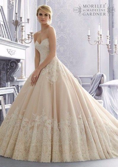 vestidos de novia color champagne, ¿sí o no? - foro moda nupcial