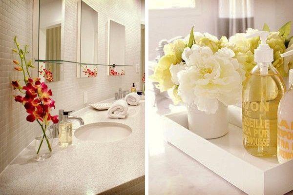 6 ideas para decorar el ba o en el casamiento for Cosas para decorar el bano