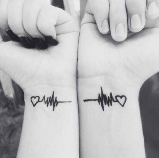 10 Tatouages De Couple A Faire Avec Votre Moitie Vivre Ensemble