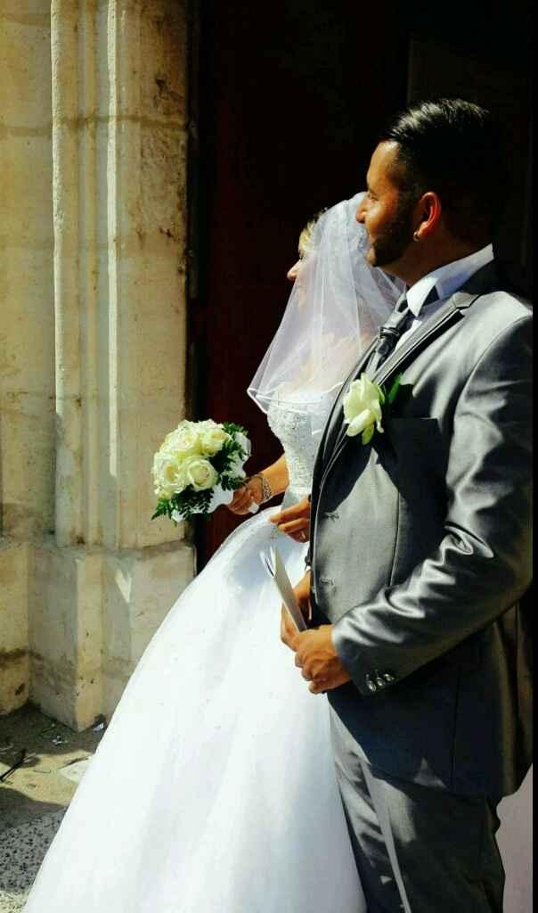 Les mariés du 18 juillet ou êtes vous..... - 1