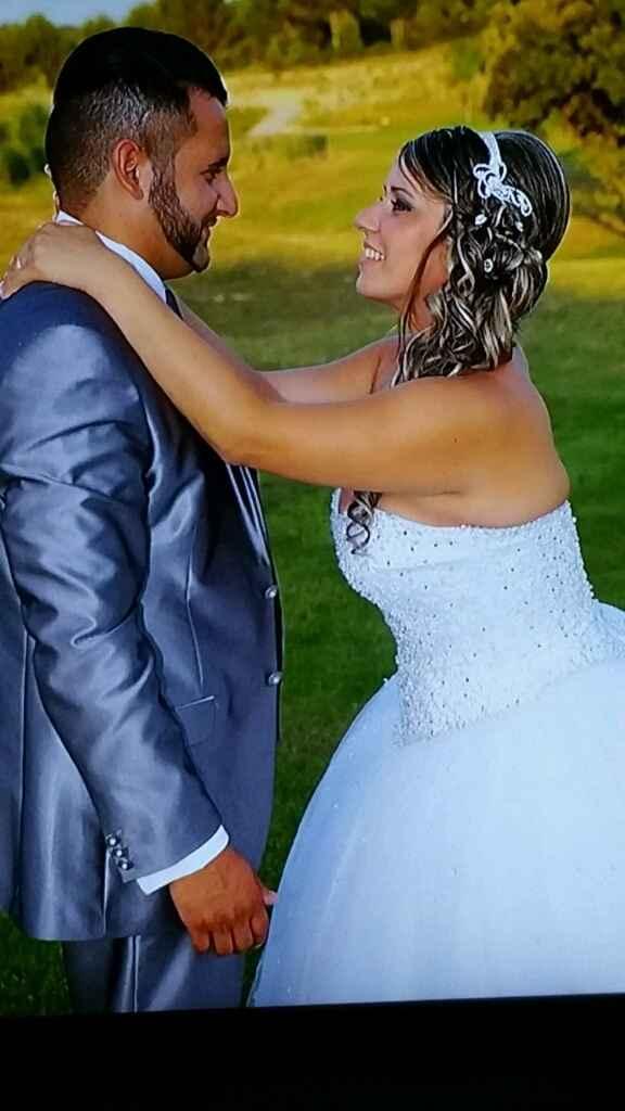 Mon mariage le 18 juillet 2015. jour inoubliable - 2