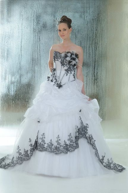 Robe de mariee annie couture