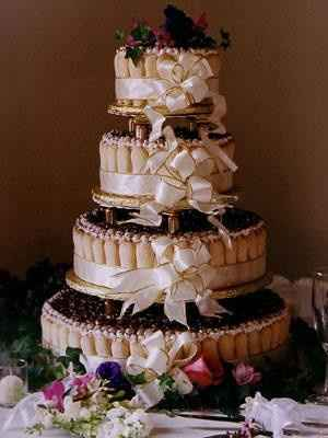The Wedding Cake Tiramisu !