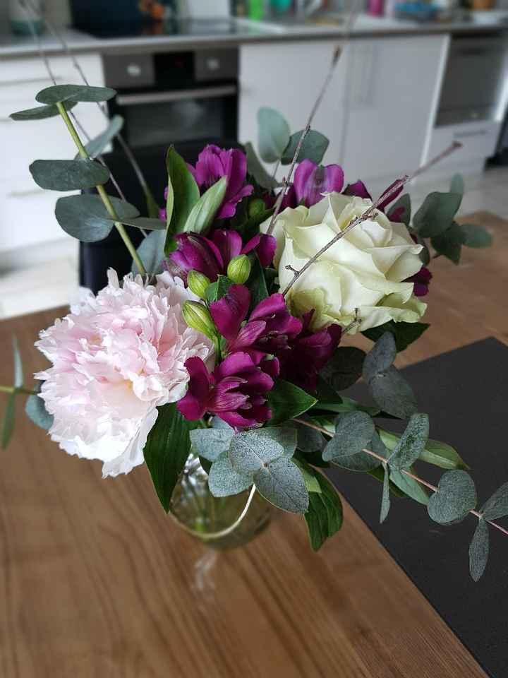 Fleurs fraîches ou fleurs artificielles - 1