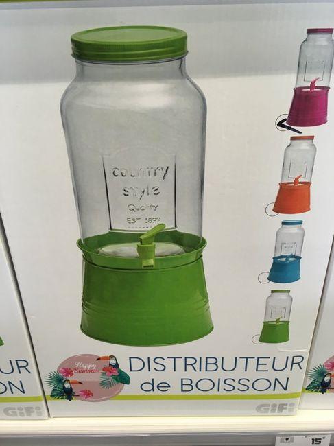 Fontaine à boissons - 1
