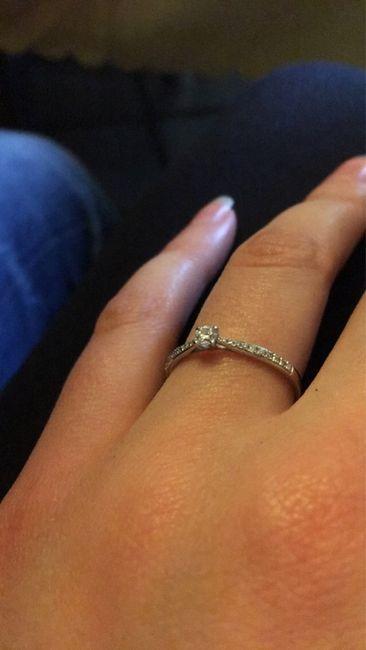 La demande en mariage - 1