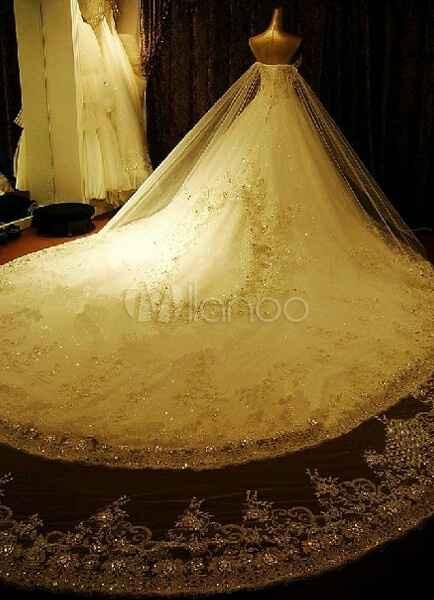 Ma robe sera une ... 👰 - 3