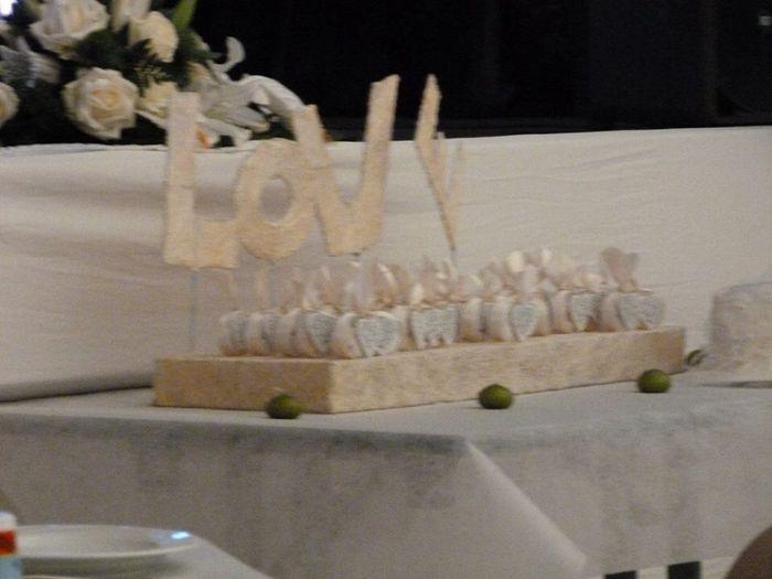 Photos de votre décoration de mariage - 3