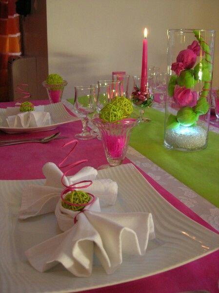 Pliage serviette d coration forum - Pliage serviette bonbon ...