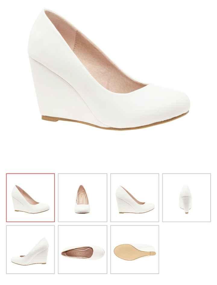 2ème paire de chaussures trouvées et commandées :-) - 2