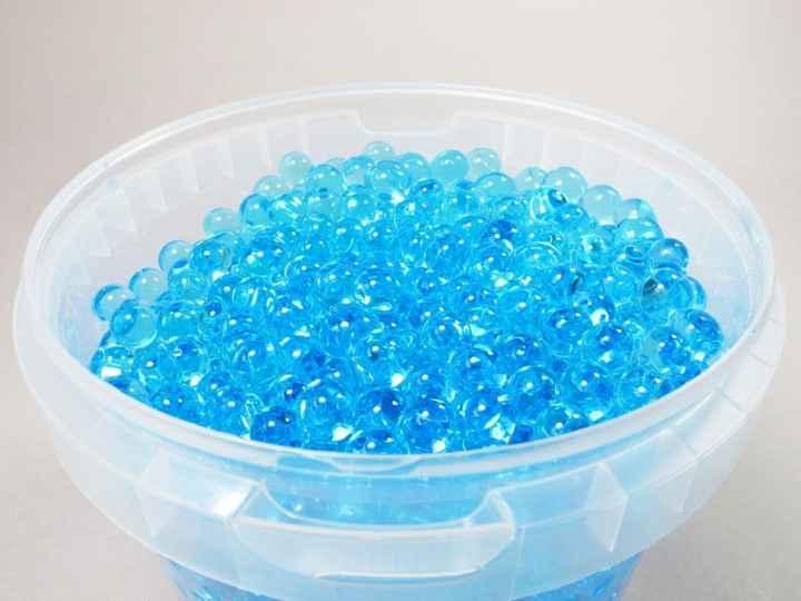 perles d'eau