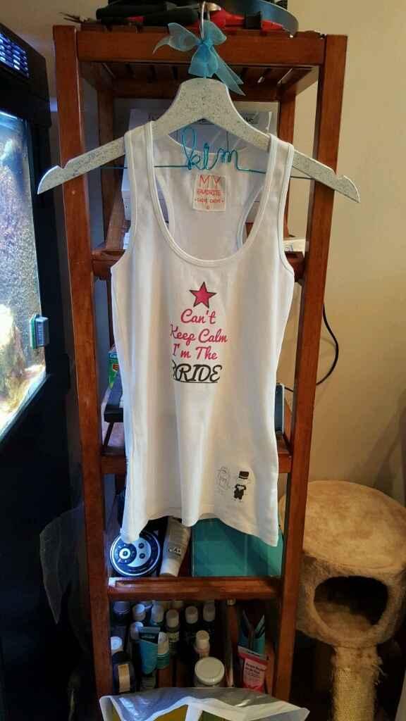 Mes cintres et t-shirts terminés !!!! - 3