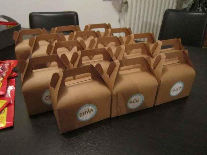 Boîtes personnalisées petits cadeaux pour les enfants et les ados