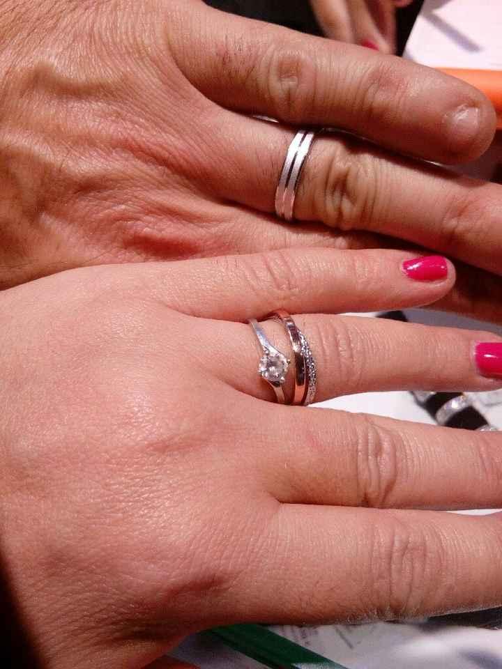 Alliances trouvées au Salon du mariage chez Cleor ! - 1