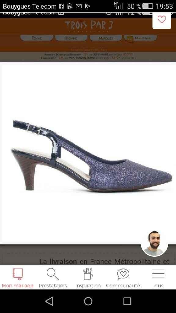 Faire parts-chaussures - 3
