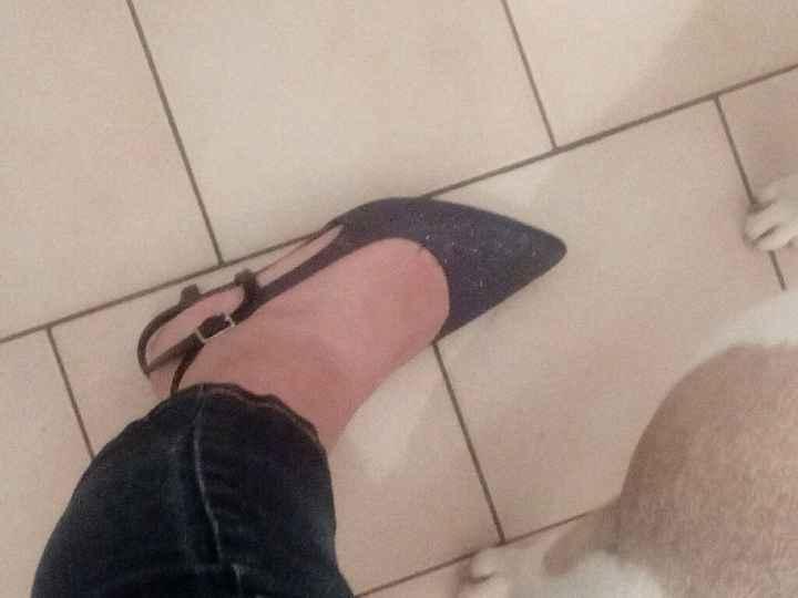 Chaussures et faire-parts reçu ! - 2