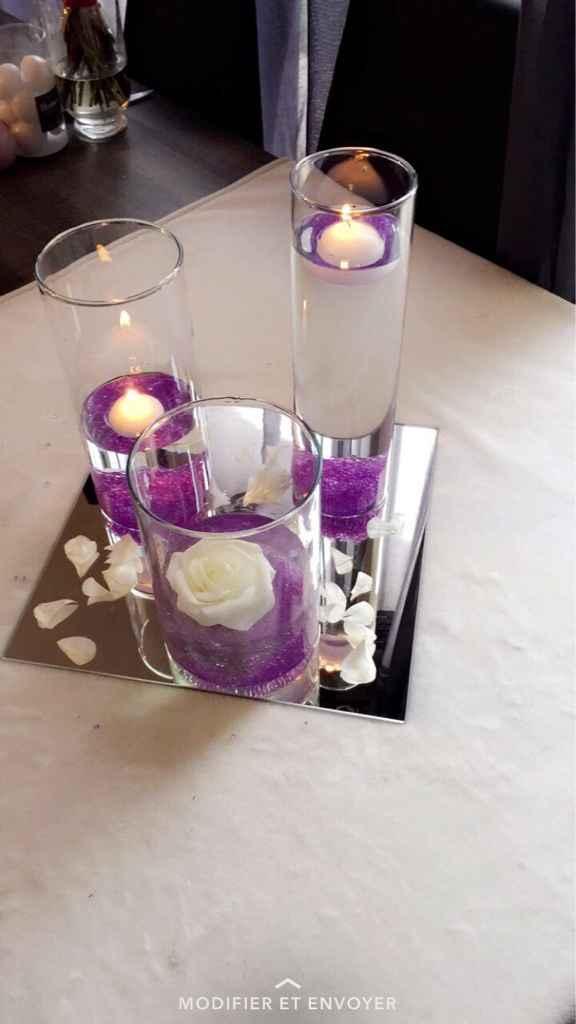 Vase deco de table - 1