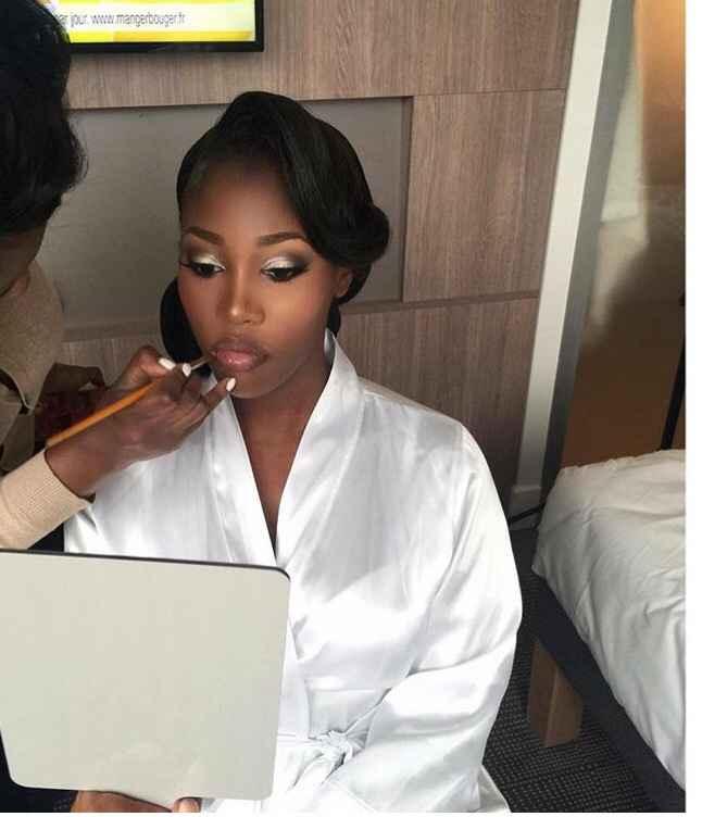 Montrez moi vos model de maquillage ☺ - 3