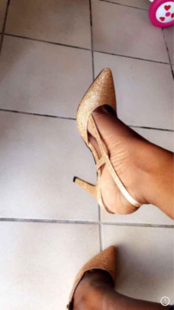 Voilà mes chaussures ! paire numéro 1 lol et vous montrez moi les vôtres ? - 2