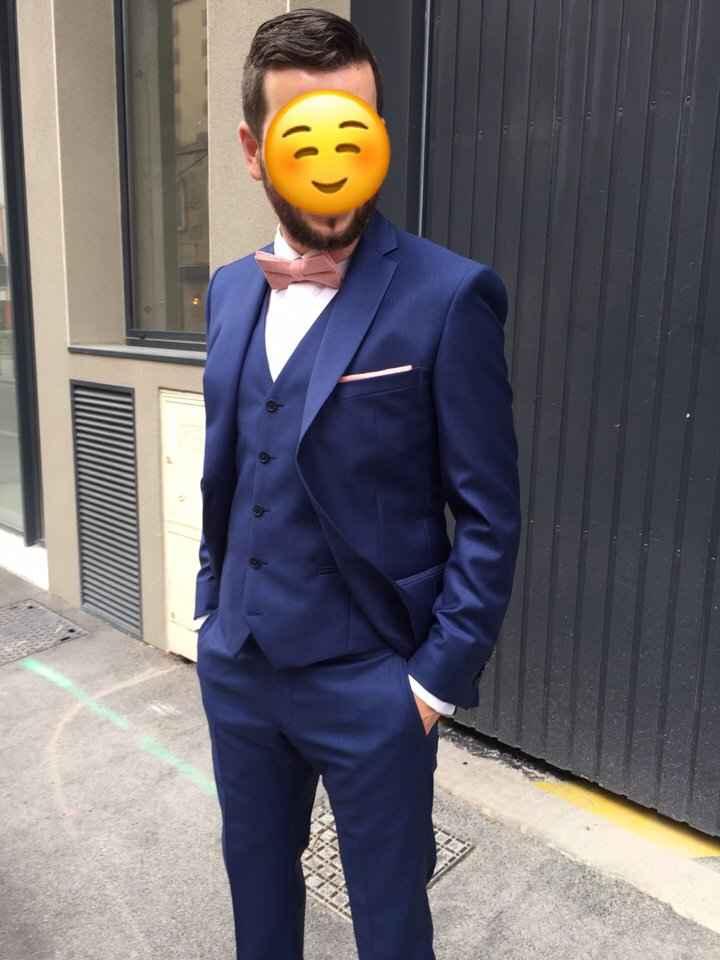 Monsieur dans son costume de marié😍 - 1
