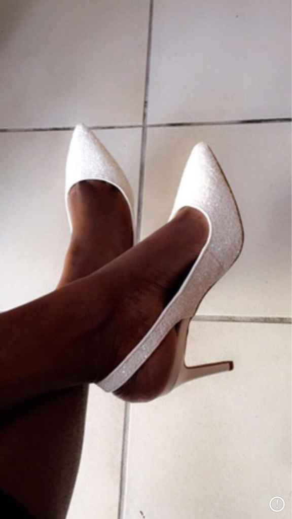 Mes chaussures 😍👠👰 - 1
