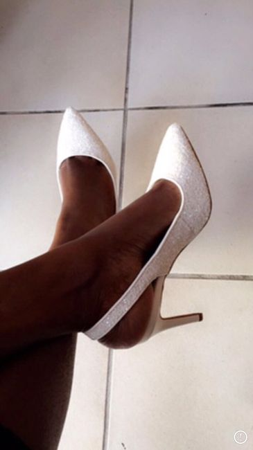 J'ai les shoes !! enfin - 1