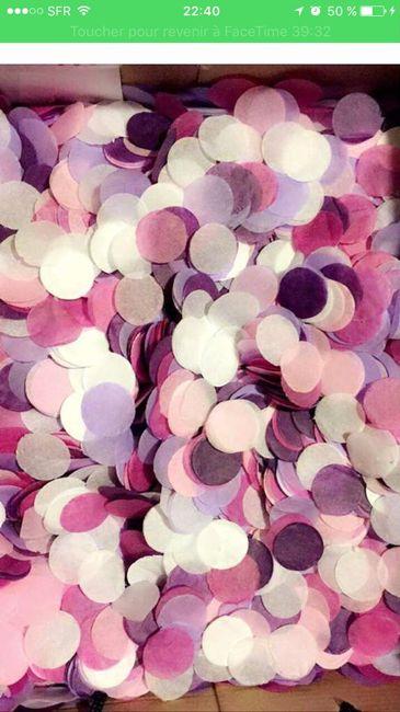 Parlons confettis !!! 😂 - 1