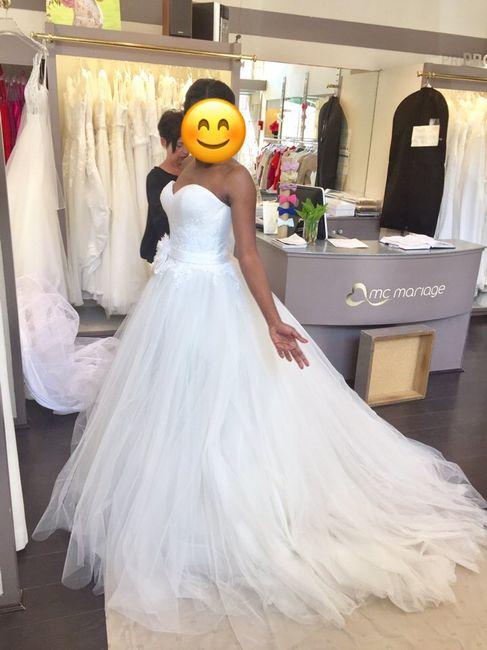 Montrez moi vos robes Princesse !! - 2