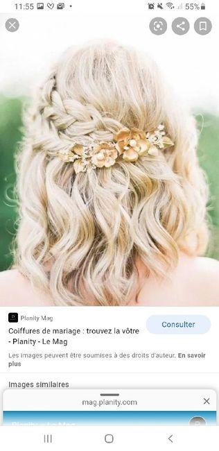Cheveux Courts : Quelle coiffures et accessoires 6