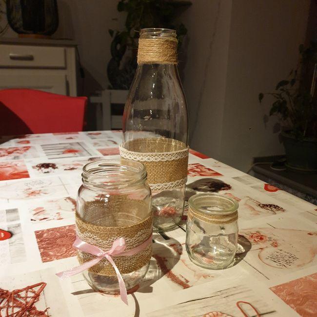 Quels bocaux choisir pour faire de jolis vases ? - 1