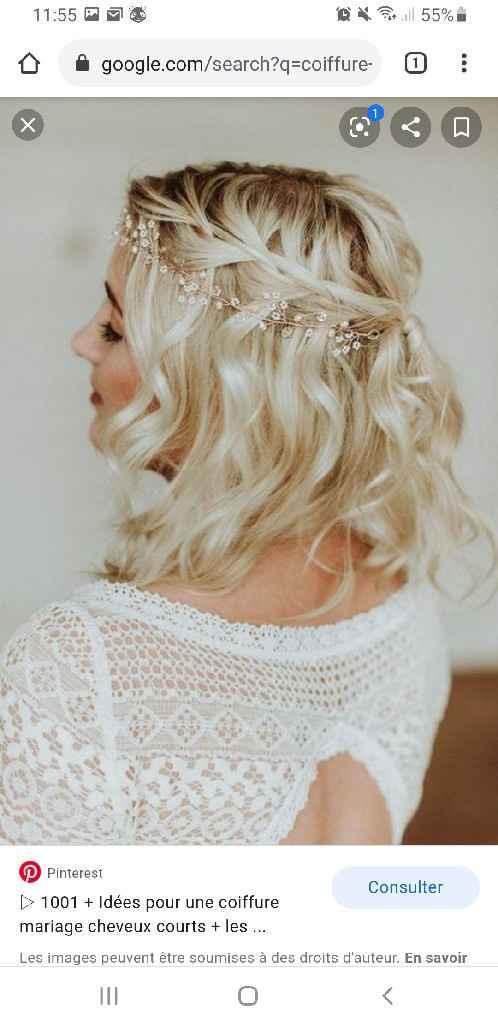 Cheveux Courts : Quelle coiffures et accessoires - 4